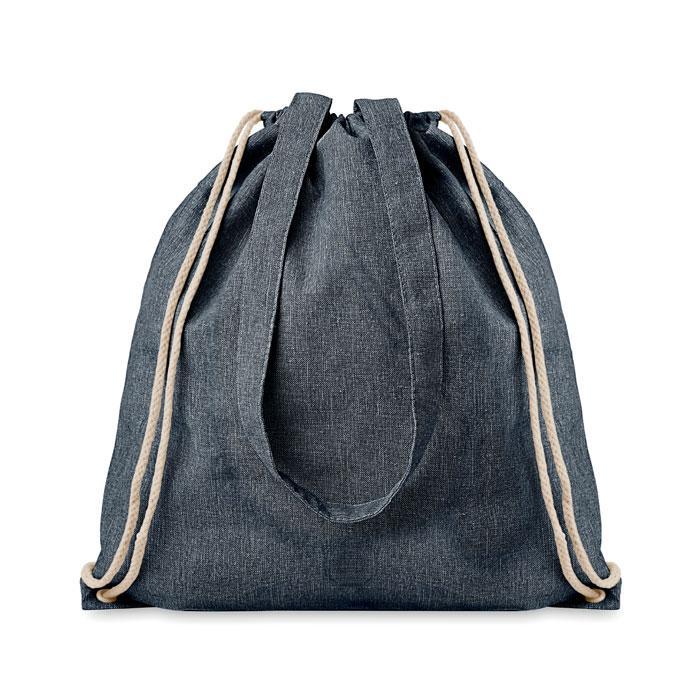 Рюкзак на шнурках из переработа, MOIRA DUO