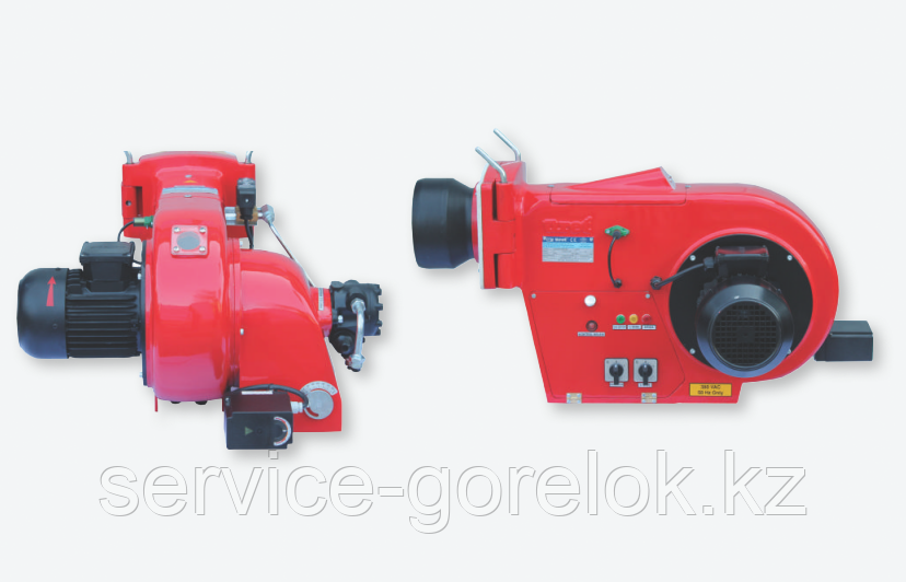 Горелка Uret U3VZTU (593 кВт)