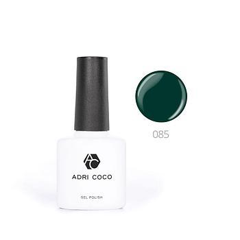 Цветной гель-лак ADRICOCO №085 зеленый (8 мл.)
