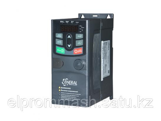 Частотный переобразователь EFI20-1R5G-4T