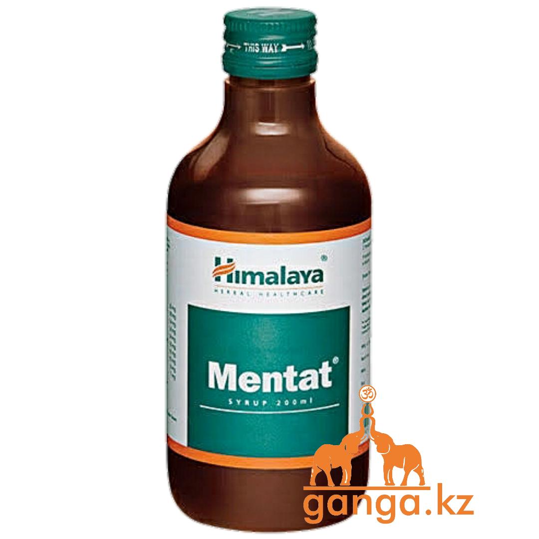 Ментат сироп для Улучшения Работы Мозга (Mentat Syrup HIMALAYA), 200 мл.