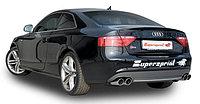 Выхлопная система Supersprint на Audi A5 S5 RS5