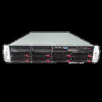 TRASSIR NeuroStation— Сетевой видеорегистратор для IP-видеокамер под управлением TRASSIR OS