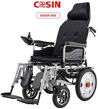 Инвалидная коляска COSIN COLOR 180E , с  электроприводом  24v  500w. Возможность индивидуальной регулировки.