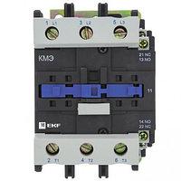 Контактор малогабаритный КМЭ 80A 230В 1NO EKF Basic