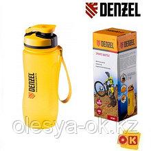 Бутылка спортивная 600 мл. DENZEL 69490