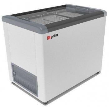 Ларь морозильный Frostor GELLAR FG 350 C серый