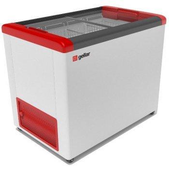 Ларь морозильный Frostor GELLAR FG 350 E красный