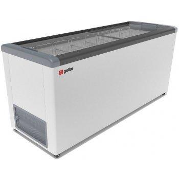 Ларь морозильный Frostor GELLAR FG 700 C серый