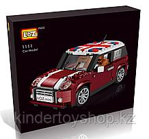 Конструктор LOZ 1111 MINI Cooper машина модель 1:24 аналог Lego Creator 10242
