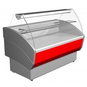 Витрина холодильная Полюс G85 SM 1,8-1 (ВХС-1,8 ЭКО)