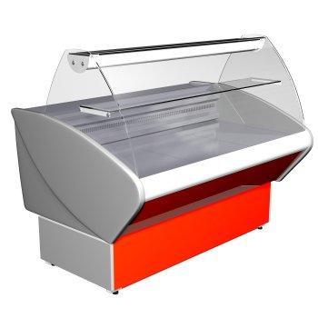 Витрина холодильная Полюс G95 SV 1,8-1 (ВХСр-1,8)