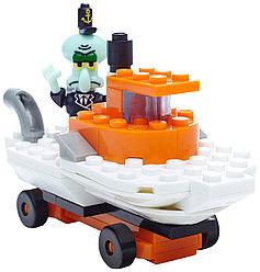 """MegaBloks 94615 Sponge Bob """"На яхте"""""""