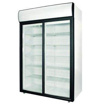 Шкаф холодильный POLAIR DM110Sd-S 2.0