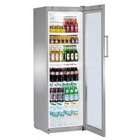 Шкаф холодильный Liebherr FKvsl 4113 серебряный