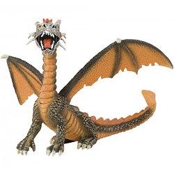 Bullyland фигурка Дракон оранжевый