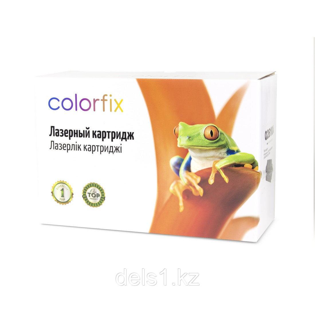 Картридж, Colorfix, Q2610A, Для принтеров HP LaserJet 2300, 6000 страниц.