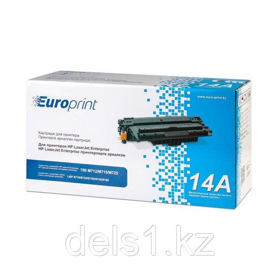 Картридж, Europrint, EPC-214A, Для принтеров HP LaserJet Pro 700 M712/M715/M725 10000 страниц.
