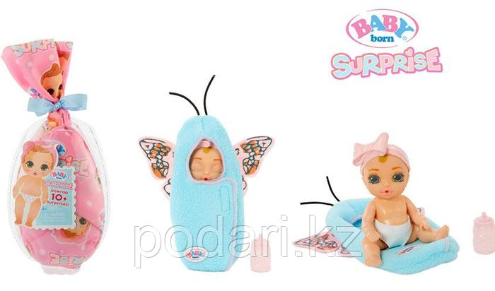 Zapf Creation Baby born Surprise Коллекционные детские куклы 916601