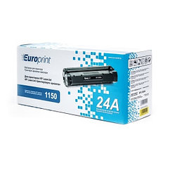 Картридж, Europrint, EPC-2624A, Для принтеров HP LaserJet 1150, 2500 страниц.