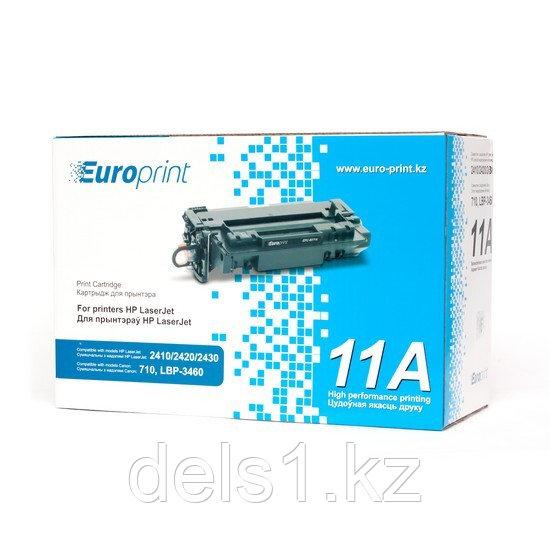 Картридж, Europrint, EPC-6511A, Для принтеров HP LaserJet 2410/2420/2430, 6000 страниц.