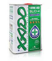 Моторное масло XADO Atomic Oil 10W-40 4литра