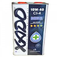 Моторное масло XADO Atomic Oil 10W-40 CI-4 Diesel 5литров
