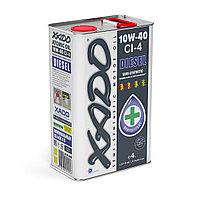 Моторное масло XADO Atomic Oil 10W-40 CI-4 Diesel 4литра
