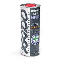 Моторное масло XADO Atomic Oil 10W-40 CI-4 Diesel 1литр
