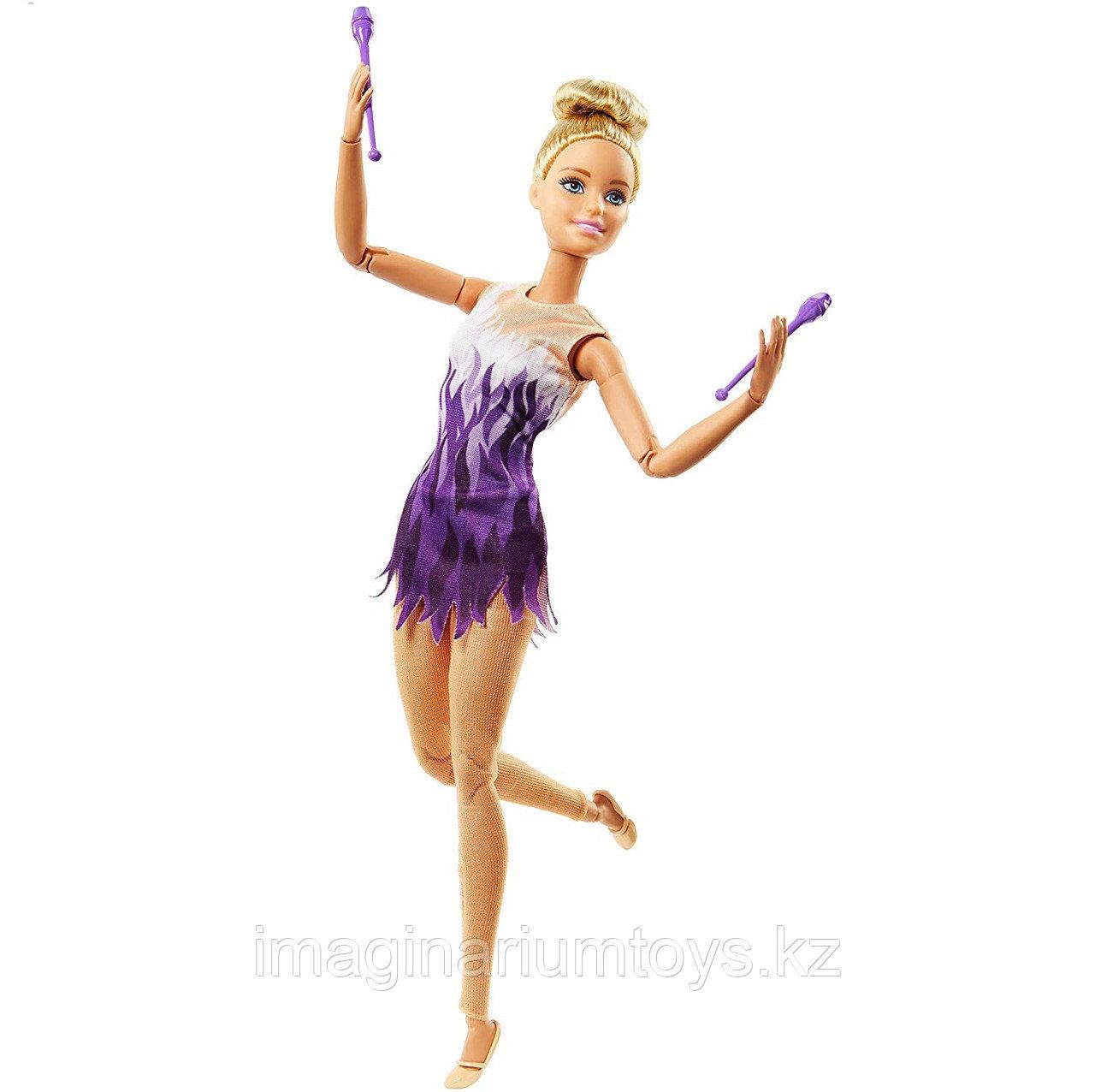 """Кукла Барби Гимнастка """"Безграничные движения"""""""