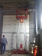 Установка ворот ремонт обслуживание ворот, роллет, шлагбаумов