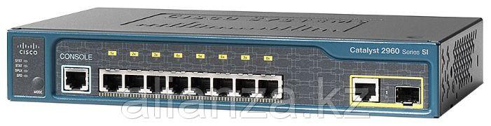 WS-C2960-8TC-S Коммутатор Cisco Catalyst