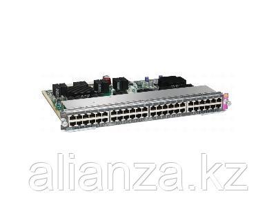 WS-X4648-RJ45V+E= Модуль  Cisco Catalyst