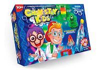 Набор для проведения 10 опытов «Магические эксперименты» серия Chemistry Kids (№1 Ручной лизун)
