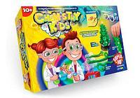 Набор для проведения 10 опытов «Магические эксперименты» серия Chemistry Kids (№4 Дерево в кристаллах)