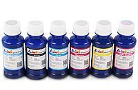 Комплект ультрахромных чернил INKSYSTEM для Epson 9000, 7000, 7500, 9500, 10000CF, 10600 100 мл. (6 цветов)