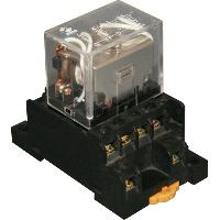 Промежуточное реле LY4 24DC