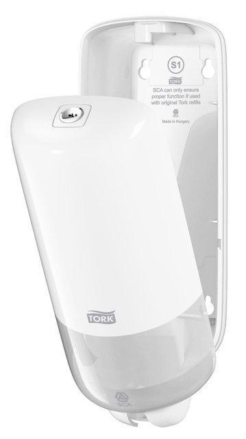 жидкое гель-мыло tork