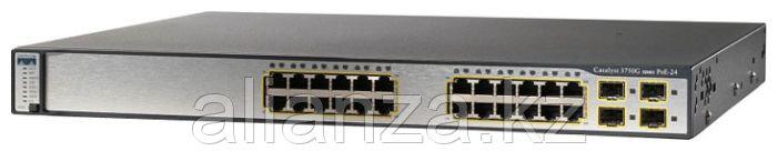 WS-C3750G-24PS-E Коммутатор Cisco Catalyst