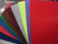 Фетр для рукоделия , формата А4, 2 мм толщина, 10 шт в упаковке