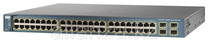 WS-C3560G-48TS-E Коммутатор Cisco Catalyst