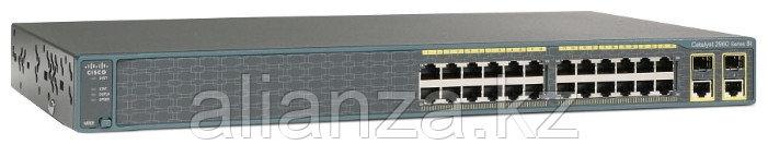 WS-C2960-24LC-S Коммутатор Cisco Catalyst