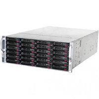 TRASSIR UltraStation 24/3 SE— сетевой видеорегистратор для систем IP видеонаблюдения (NVR) повышенной мощности