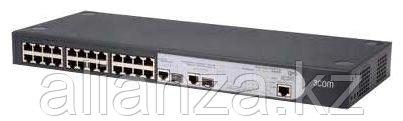 "JD992A Коммутатор HP V1905-24-PoE Switch (Web-managed, 24*10/100 + 2*10/100/1000 or SFP, PoE, 19"")"