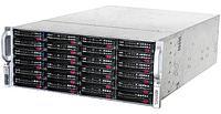 TRASSIR UltraStation 24/4 SE— сетевой видеорегистратор для систем IP видеонаблюдения (NVR) повышенной мощности