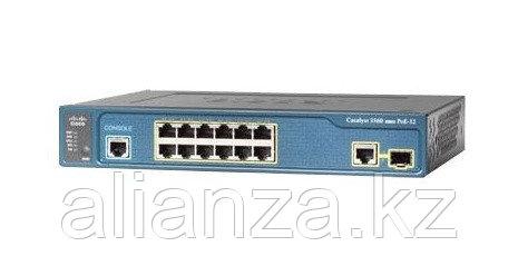 WS-C3560-12PC-S Коммутатор Cisco Catalyst