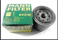 Масляный фильтр MANN W 815\80 железный