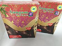 Натуральная краска для волос H5 Каштан, 60 гр, Sangam, фото 1