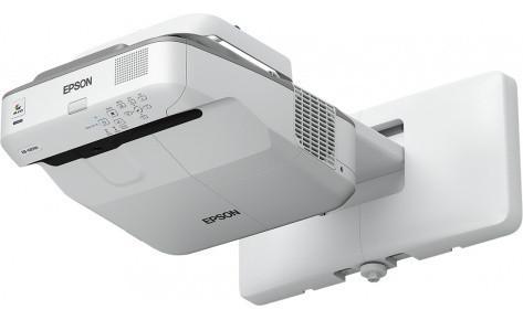 Ультракороткофокусный интерактивный проектор Epson EB-685Wi