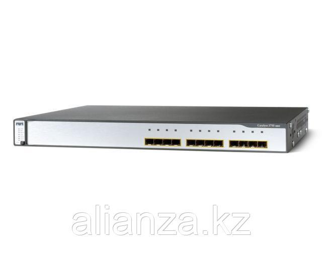 WS-C3750G-12S-S Коммутатор Cisco Catalyst